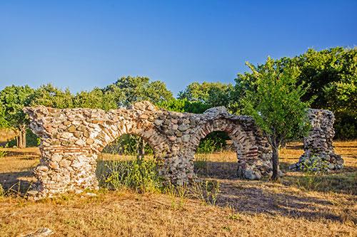 Römischer Aquädukt