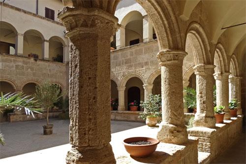 Alghero, Chiasa San Francesco