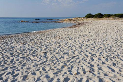 Spiaggia di Berchida, nördlicher Teil