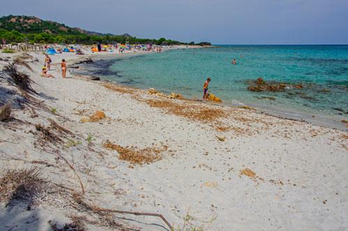 Strand von Bidderosa
