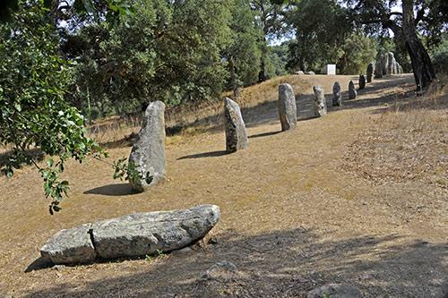 Menhire von Biru e' Concas
