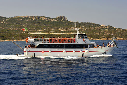 Tagesausflug per Schiff
