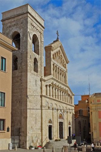 Cagliari, Kathedrale Santa Maria