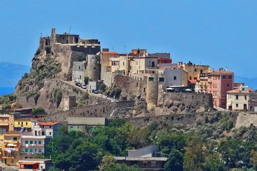 Castelsardo Castello