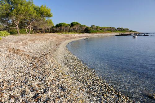 Spiaggia dei confetti