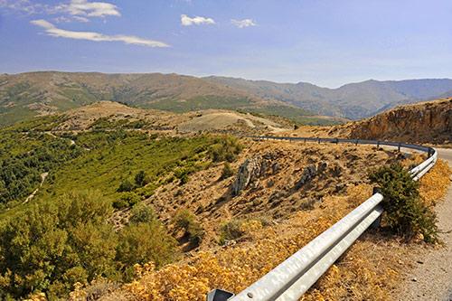 in den Bergen bei Desulo
