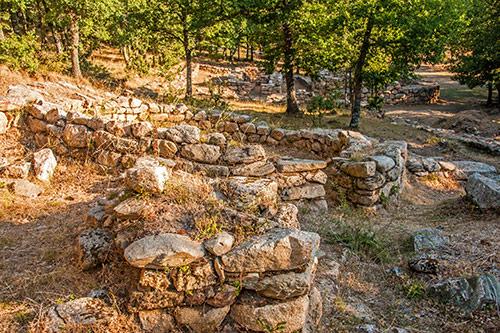 Tempelanlage von Gremanu