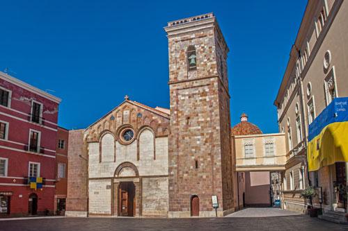 Iglesias Kathedrale Santa Chiara