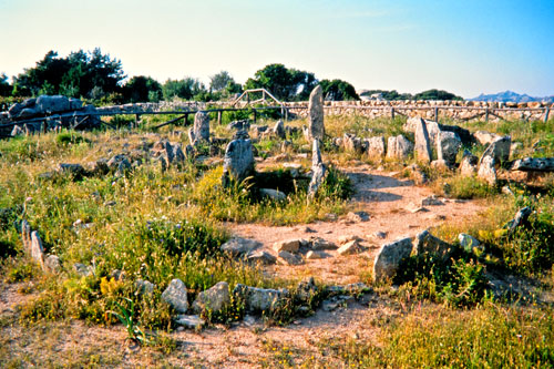 Grabanlage Li Muri