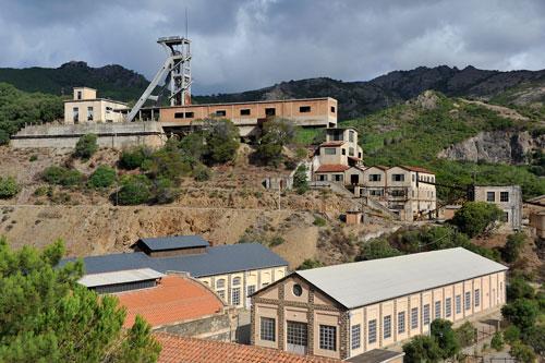 Bergwerk von Montevecchio