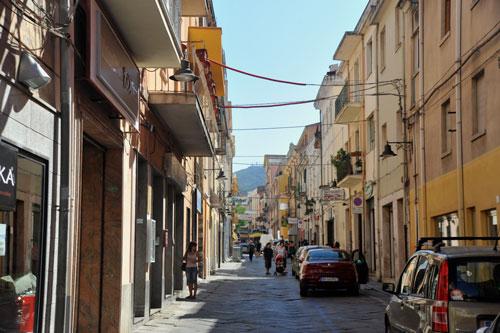 Nuoro Corso Garibaldi
