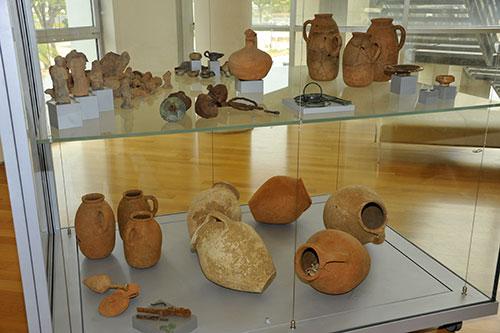 Olbia, archäologisches Museum