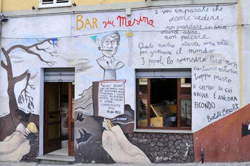 """Murales """"Helmut Schmidt"""""""