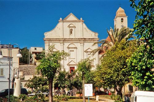 Orosei, San Giacomo Apostolo