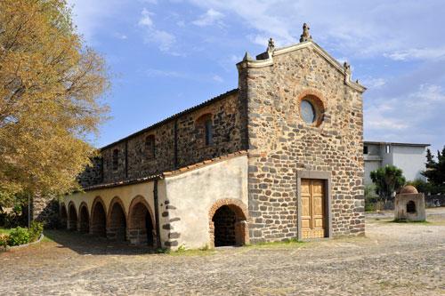 Orosei, Kloster Sant'Antonio Abate