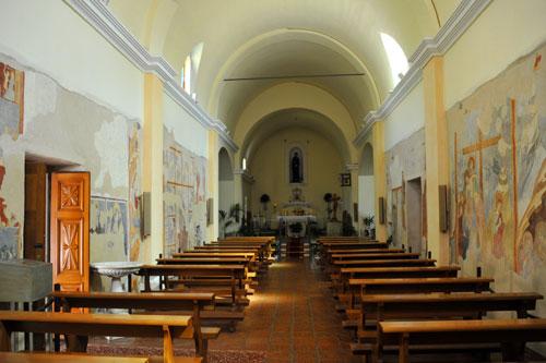 Orosei, Klosterkirche