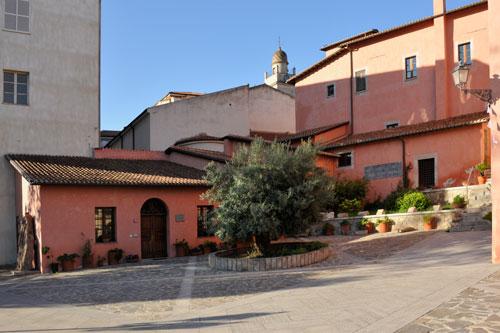 Ozieri, archäologisches Museum