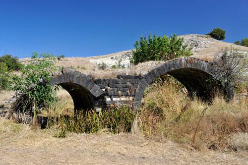 Römische Brücke Pont' Ezzu