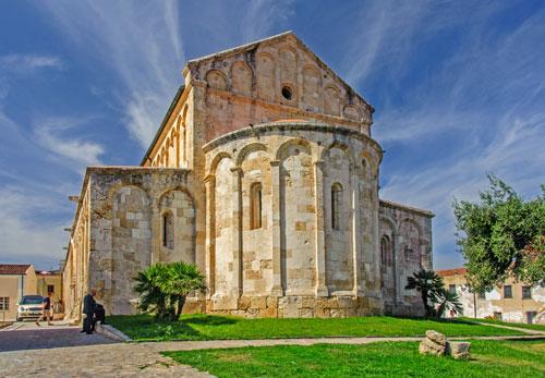 Basilica di Gavino