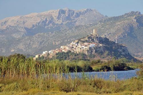 Posada und Monte Albo