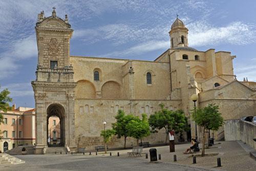 Sassari, Kathedrale San Nicola