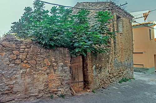 Siniscola, centro storico