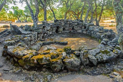 Brunnenheiligtum Su Romanzesu