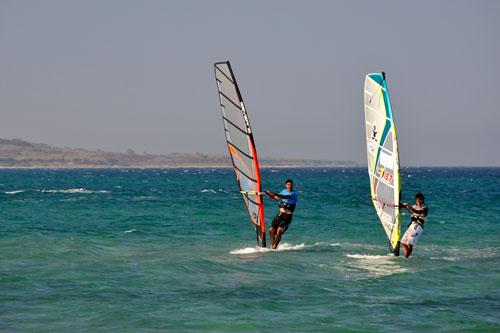 Surfen an der Ostküste