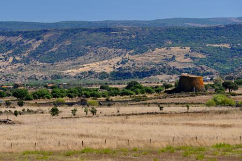 Valle dei Nuraghi - Tal der Nuraghen