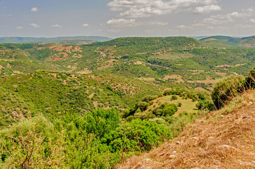 Durch die Berge des Sarrabus