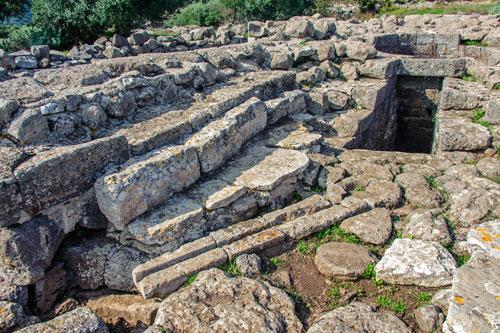 Santa Vittoria, Brunnenheilgtum