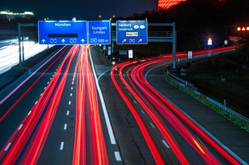 Autobahn-Kreuz München Nord