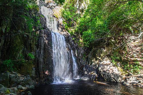 Wasserfall Sos Molinos