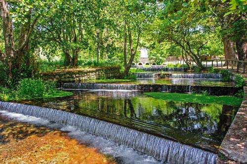 Die Quelle von Sant'Antioco
