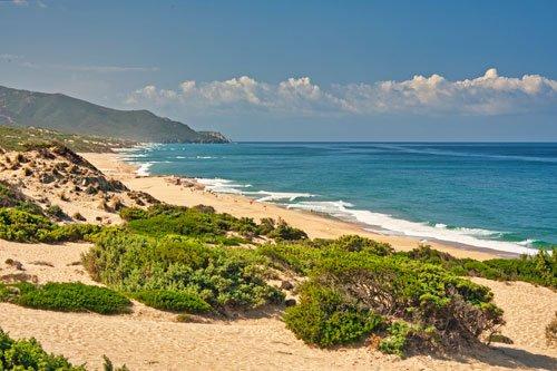 Schönste Strände an der Costa Verde
