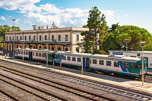 Bahnhof Golfo Aranci
